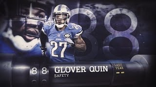 Скачать 88 Glover Quin S Glover Quin Top 100 Players Of 2015
