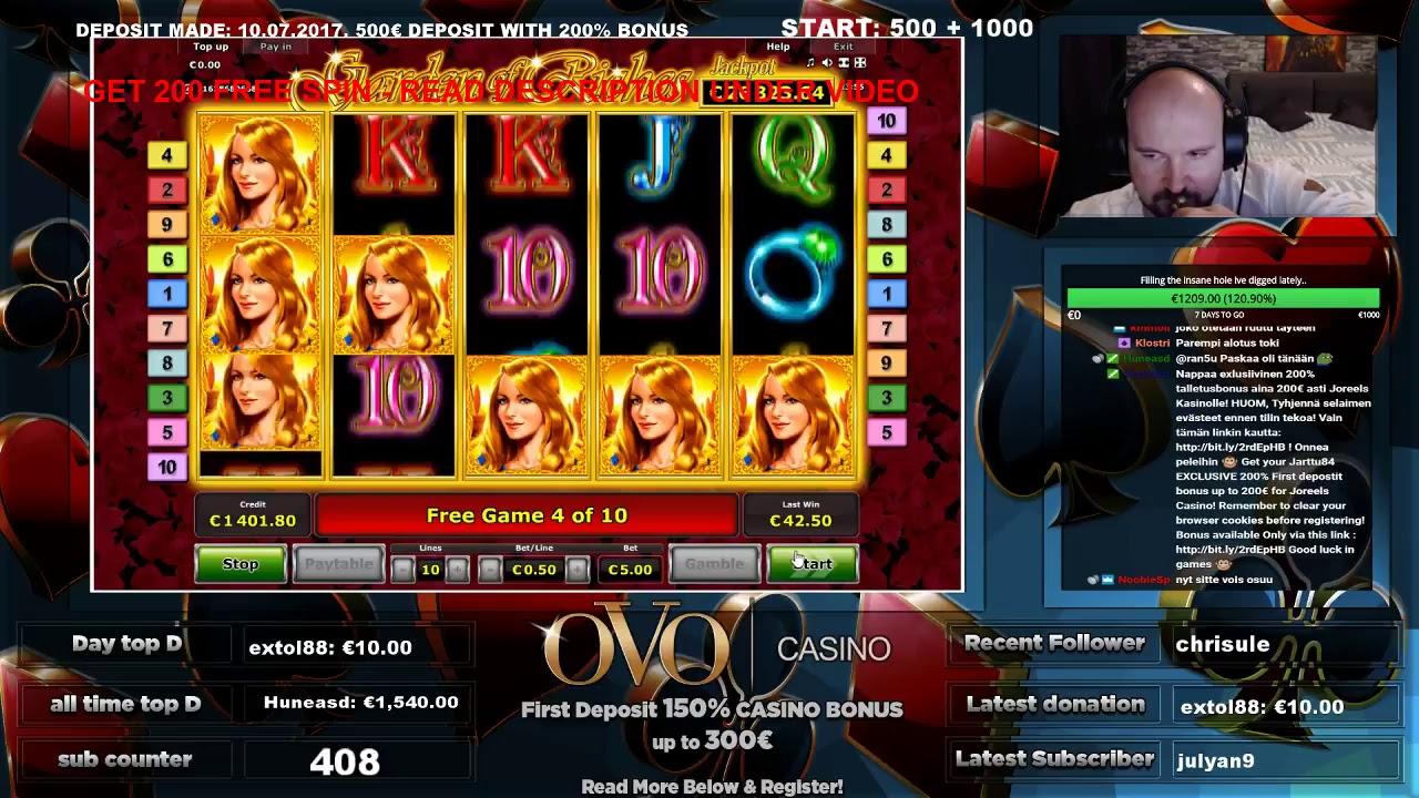 Online Casino Stream