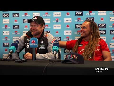 Super Rugby Round Seven: Sunwolves press conference