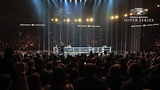 Welcome to the World Boxing Super Series - Home of the Muhammad Ali Trophy