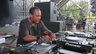 Derrick May @ Kappa Futur Festival 2014 // Day 2 // 06-07-2014