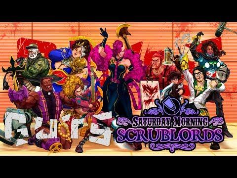 Saturday Morning Scrublords - GUTS