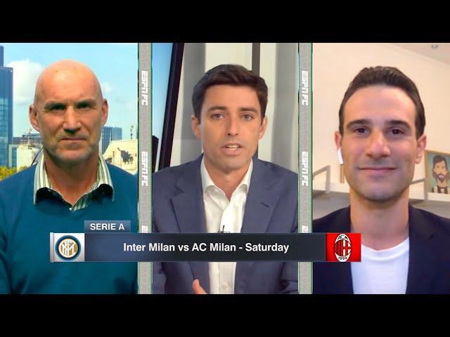 Adriano on ESPN FC (15/10/20)