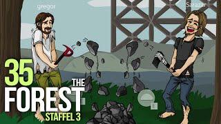 THE FOREST [S03E35] - Auf der Mauer, auf der Lauer ★ Let