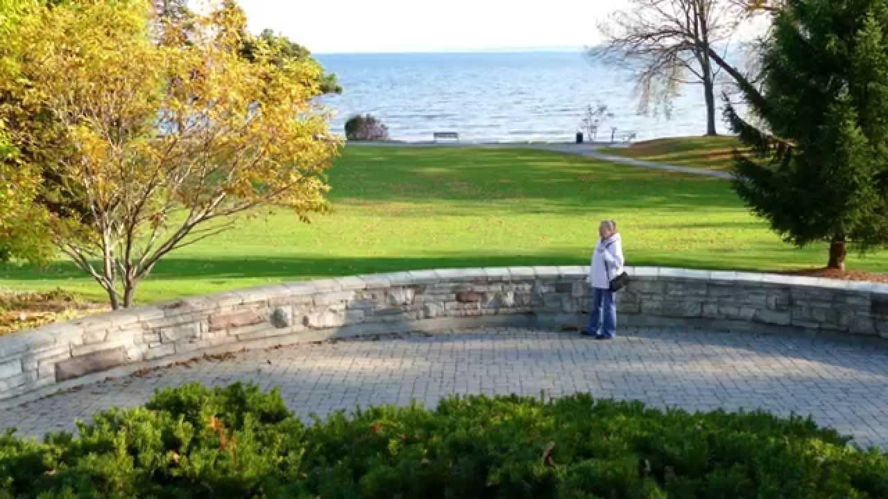 Lakefront park
