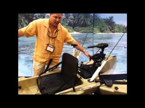 Freedom Hawk Pathfinder kayak