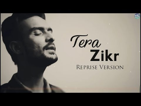 Tera Zikr | Reprise Version | Darshan Raval | Hardik Pandya Cover | Lyrical  Video