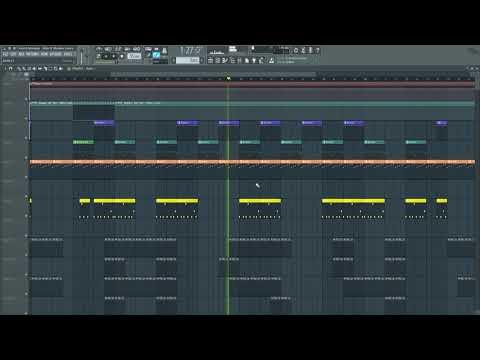 French Montana – Slide ft. Blueface (instrumental) + FLP