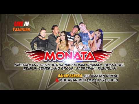 Pembukaan all artis monata - goyang dangdut