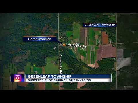 Homeowner allegedly shoots, kills two home invasion suspects in Sanilac County