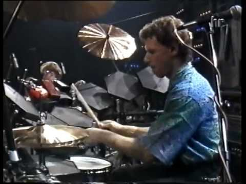 Bill Bruford's Earthworks Live in Frankfurt 1988