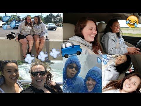 Road Trip To Niagara Falls! - SRV #128 | Sarah Rae Vlogas |