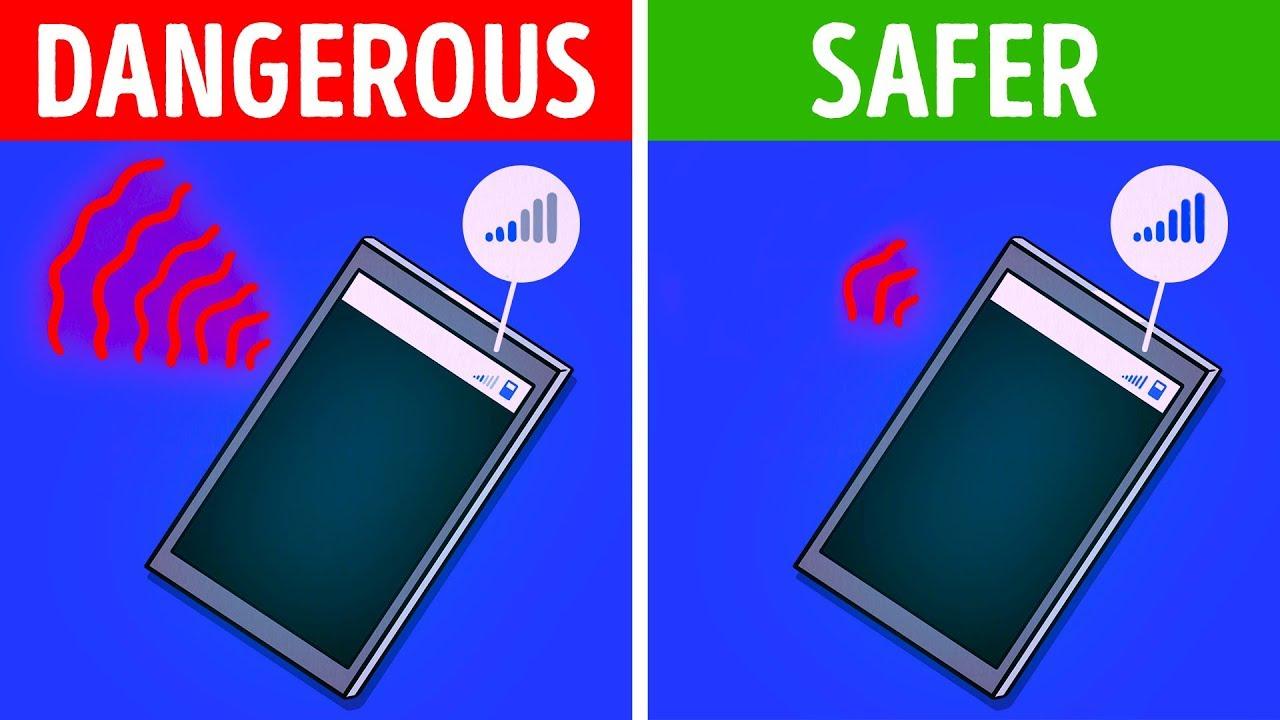 19 errores que hacen que su teléfono inteligente envejezca antes + vídeo