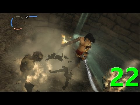 The Underground Cave & Invisible Monsters - Prince Of Persia: The Two Thrones - Part 22 (1080p) |