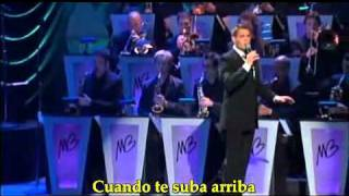 Michael Buble - Come fly with me (Live) (Subtítulos Español)