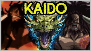 Kaido's Dragon Form: Possible Abilities - One Piece Theory