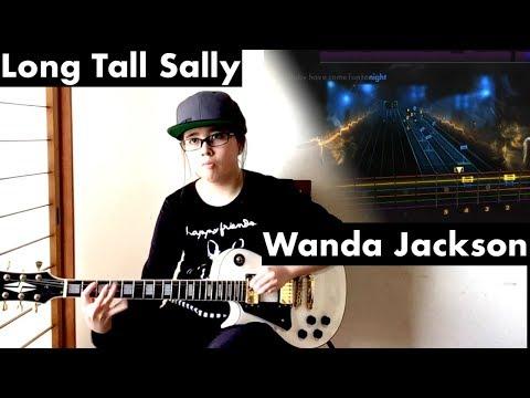 Rocksmith - Wanda Jackson - Long Tall Sally - Lefty