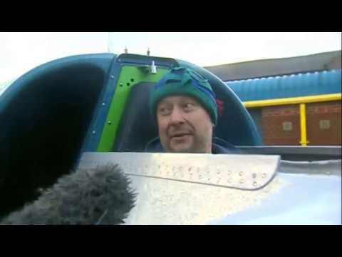 Bluebird Project - BBC Look North 7 November 2016