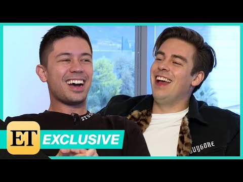 Cody Ko And Noel Miller Attempt To Interview Each Other (Exclusive)