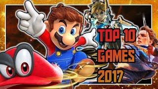 Domtendos TOP 10 GAMES 2017 - Top List #5