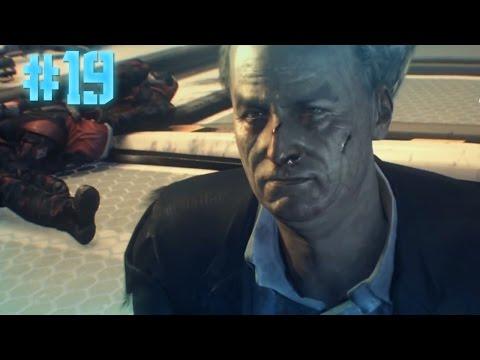 Batman Arkham Knight Walkthrough Part 19 - Stagg's Airship (PS4)