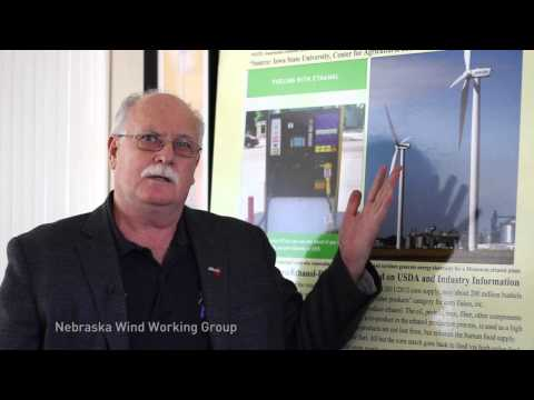 Dan McGuire on Nebraska Wind Power