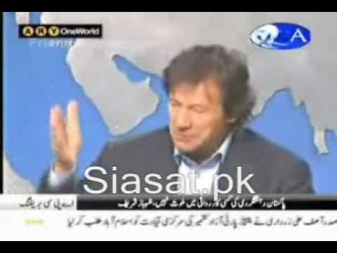 Imran khan take about Mumbai bomb blast
