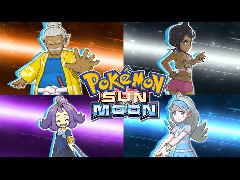 the elite four ep 39 pokémon sun and moon youtuby watch
