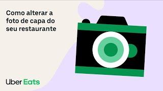 Como alterar a foto de capa do seu restaurante