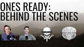 Ones Ready: Behind The Scenes- A&S, Pipeline And Instructor Stories!
