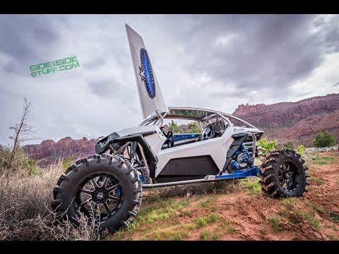 Marshall Motoart `Superleggera` RZR 1000