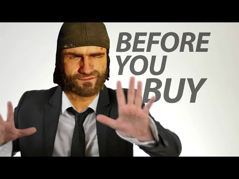 Days Gone PC - Before You Buy [4K 60FPS ULTRAWIDE]