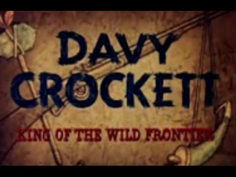 Davy Crockett King of the Wild Frontier - Disneycember