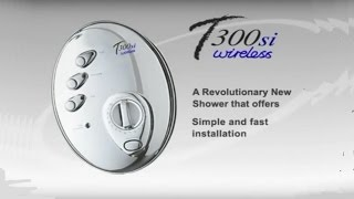 Triton T300si Wireless Electric Shower Step by Step Installation Guide