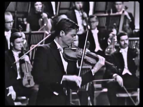 Violinist Heimo Haitto, Sibelius Serenade In D Major Op.69