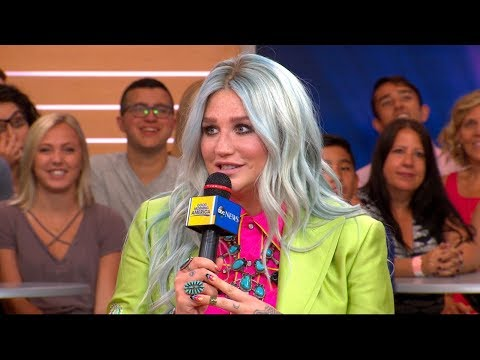 Kesha opens up about her deeply personal...