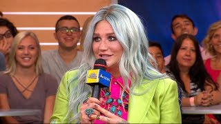 Kesha opens up about her deeply personal new album thumbnail