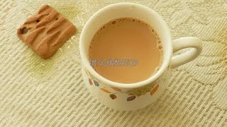 Aadrak Pudina Wali Chai | Ginger & Mint Flavored Tea/chai Latte Recipe