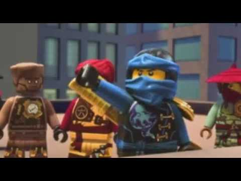 LEGO Ninjago Masters of Spinjitzu Staffel 6 Folge 9 deutsch german