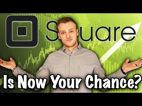 Square Stock (SQ) Is Down 12% AGAIN | NOW Might Be Your Chance To Buy!