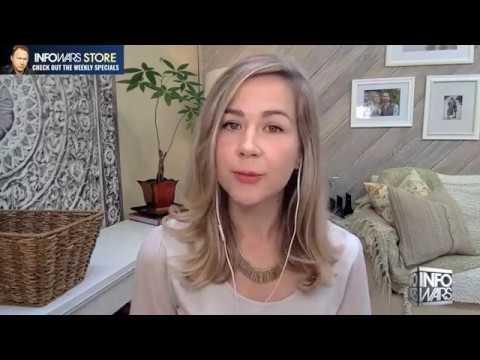 Alex Jones Interviews Cassie Jaye: The Red Pill Effect on Feminism