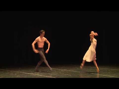 Marion Barbeau and Florent Melac, Thais - Dubai Ballet Grand Gala 2016