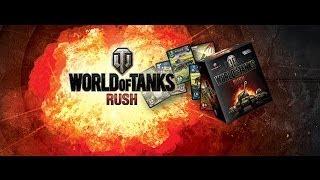 Как играть в настольную игру World Of Tanks: RUSH