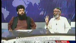 "24th March2010 - Fake ""Abdurrehman"" at Mubashar Luqman show"