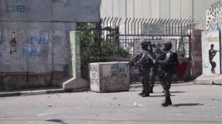مصر العربية | إصابات واعتقالات بمواجهات مع الجيش الإسرائيلي بالضفة