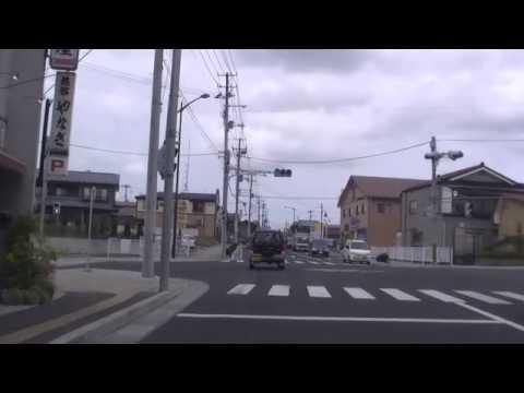 一関駅前交差点~一関バイパス北...