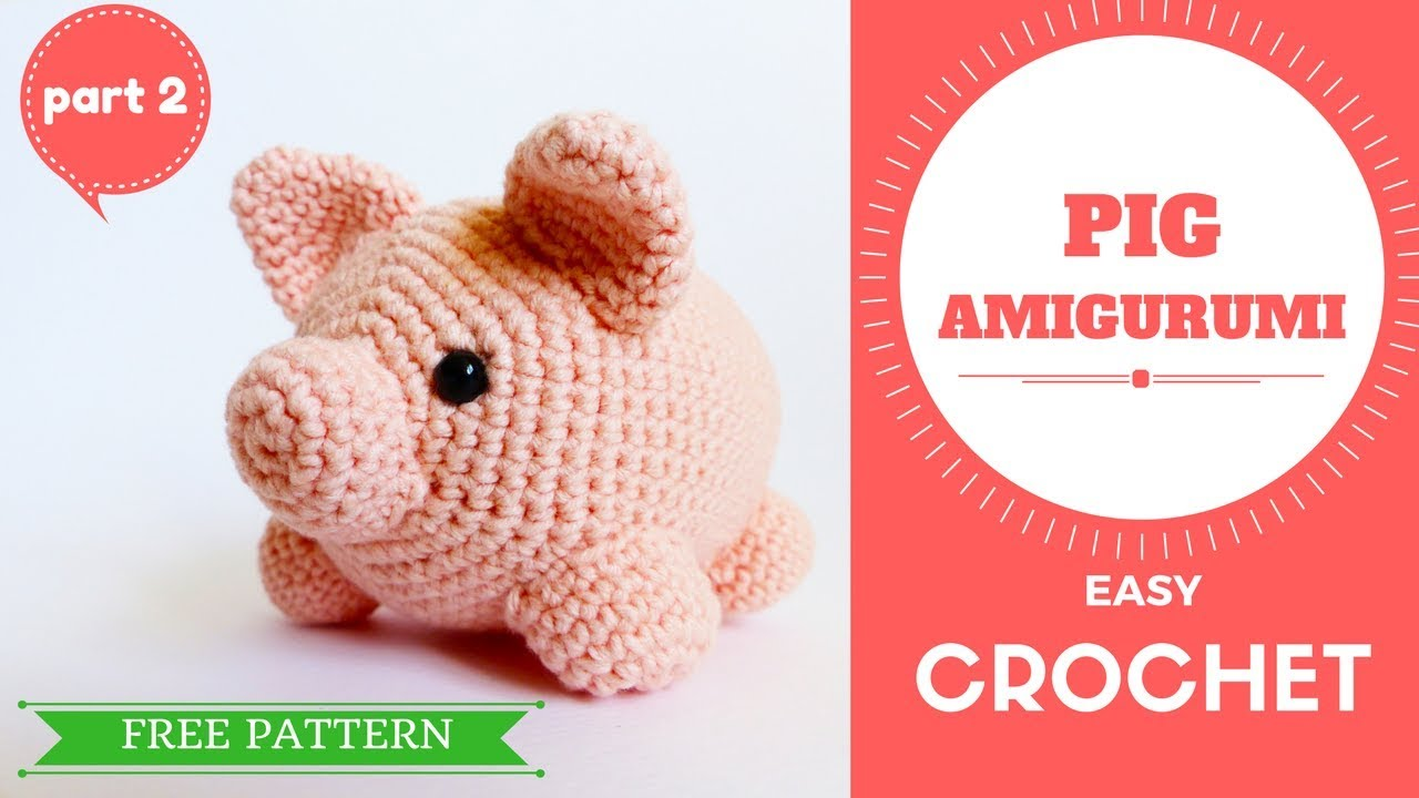 Peppa Pig - free crochet pattern - Amigurumi Today - Amigurumi ... | 720x1280