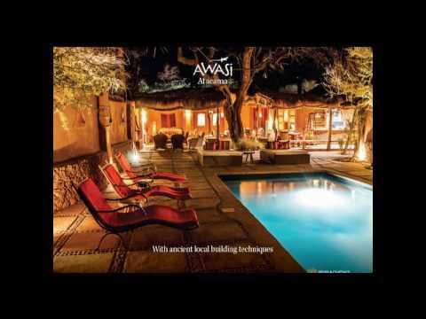 The Awasi Experience (Travel Industry Webinar October 2016)