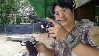 Híbrido?ação dupla? Ação simples? Qual é o mecanismo de uma arma?