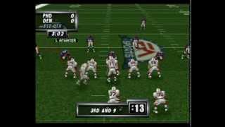 Madden 64 Broncos vs Cardinals